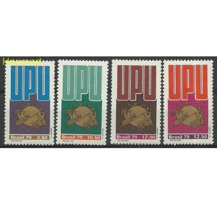 Brazylia 1979 Mi 1738-1741 Czyste **