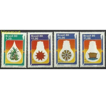 Znaczek Brazylia 1980 Mi 1752-1755 Czyste **