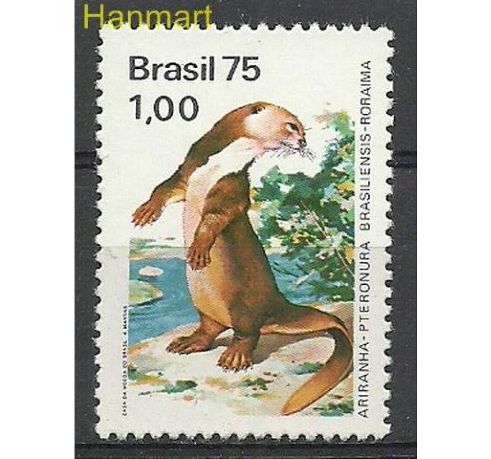 Brazylia 1975 Mi 1489 Czyste **