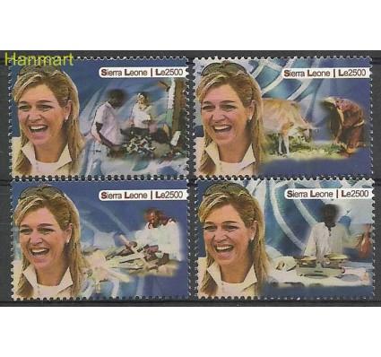 Znaczek Sierra Leone 2005 Mi 4857-4860 Czyste **