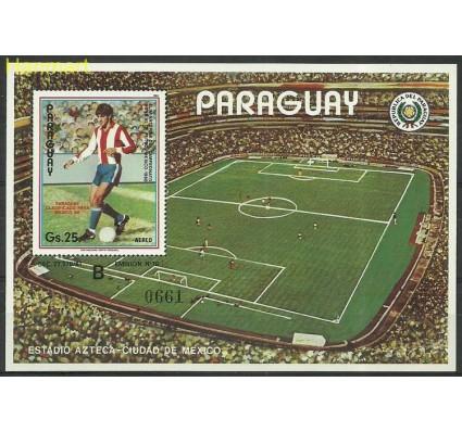 Znaczek Paragwaj 1986 Mi bl430 Czyste **