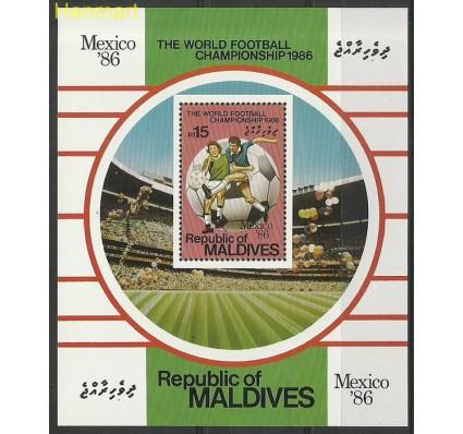Malediwy 1986 Mi bl121 Czyste **