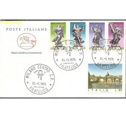 Włochy 1975 Mi 1478-1482 FDC