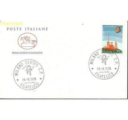 Włochy 1975 Mi 1492 FDC