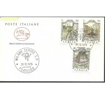 Włochy 1975 Mi 1504-1506c FDC