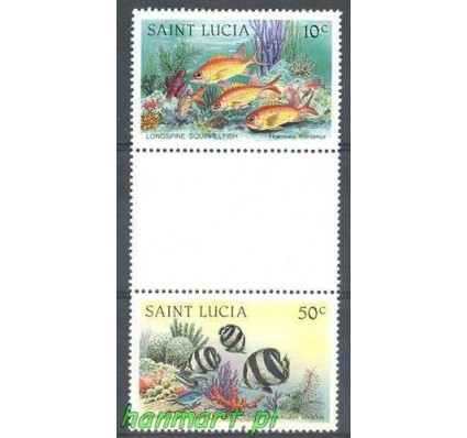 Saint Lucia  Mi 155 Czyste **