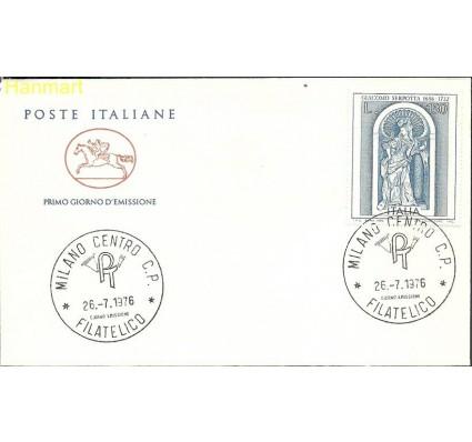 Znaczek Włochy 1976 Mi 1534b FDC