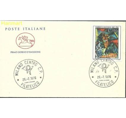 Znaczek Włochy 1976 Mi 1535 FDC