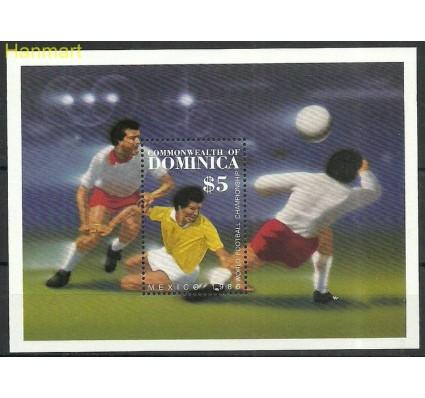 Znaczek Dominika 1986 Mi bl113 Czyste **