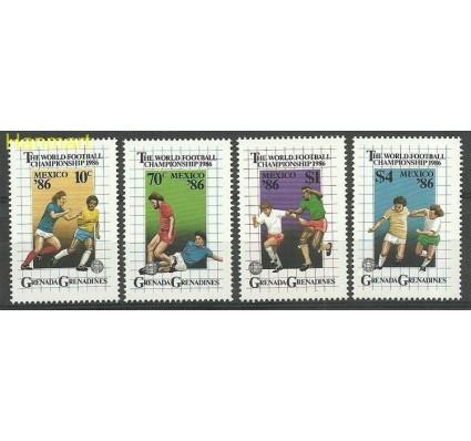 Znaczek Grenada i Grenadyny 1986 Mi 748-751 Czyste **