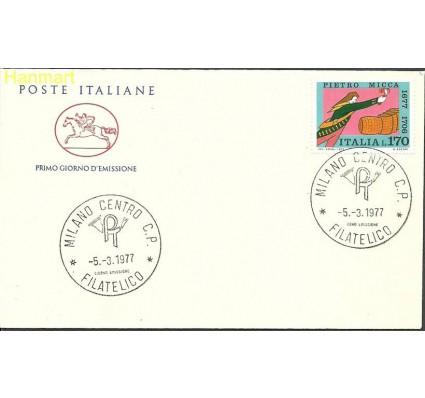 Włochy 1977 Mi 1562 FDC