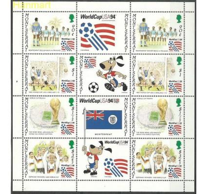 Znaczek Montserrat 1994 Mi ark896-899 Czyste **