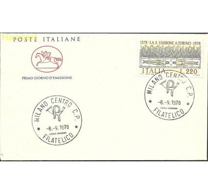 Włochy 1978 Mi 1623b FDC