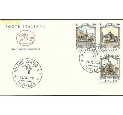 Włochy 1978 Mi 1627-1629 FDC