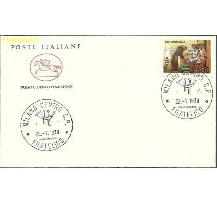 Włochy 1979 Mi 1638 FDC