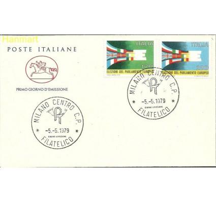 Włochy 1979 Mi 1659-1660b FDC