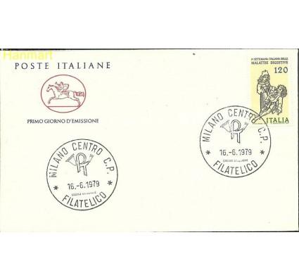 Włochy 1979 Mi 1664 FDC