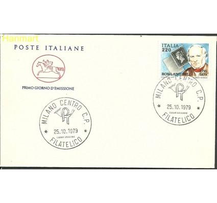 Znaczek Włochy 1979 Mi 1677 FDC