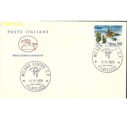 Znaczek Włochy 1979 Mi 1678 FDC