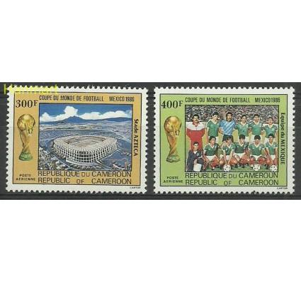 Znaczek Kamerun 1986 Mi 1119-1120 Czyste **