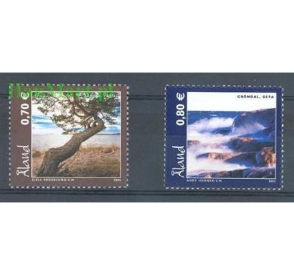Wyspy Alandzkie 2005 Mi 256-257 Czyste **