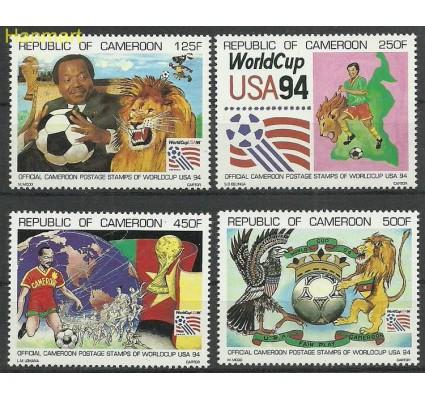 Znaczek Kamerun 1994 Mi 1210-1213 Czyste **