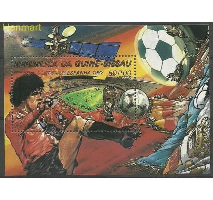 Gwinea Bissau 1982 Mi bl222 Czyste **