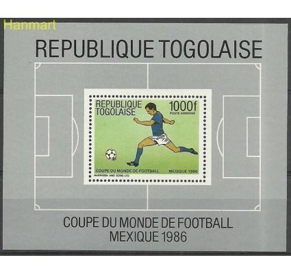 Togo 1986 Mi bl287 Czyste **