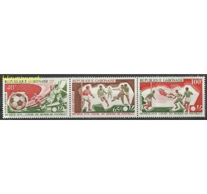 Znaczek Togo 1974 Mi dre540-542 Czyste **