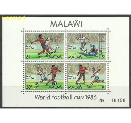 Znaczek Malawi 1986 Mi bl66 Czyste **