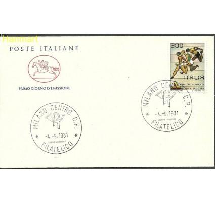 Włochy 1981 Mi 1770b FDC