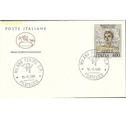 Znaczek Włochy 1981 Mi 1775 FDC