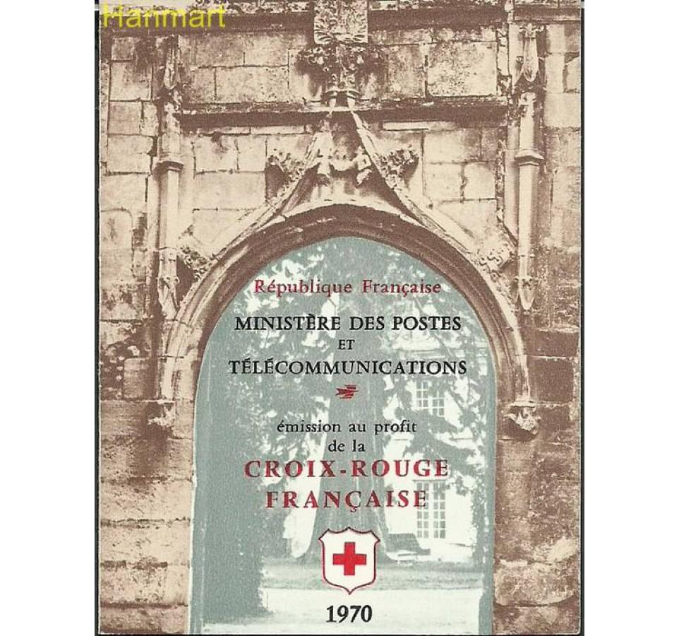 Francja 1970 Mi mh 1733-1734II Czyste **
