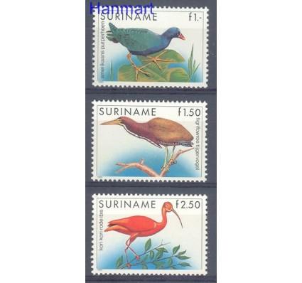 Znaczek Surinam 1985 Mi 1146-1148 Czyste **
