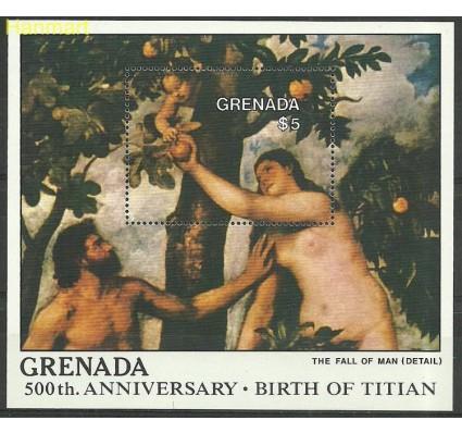 Znaczek Grenada 1988 Mi bl 207 Czyste **