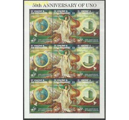 Znaczek Saint Vincent i Grenadyny 1995 Mi ark3111-3113 Czyste **