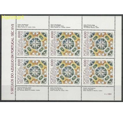 Portugalia 1982 Mi ark 1557 Czyste **