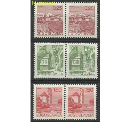 Jugosławia 1976 Mi 1660-1662 Czyste **
