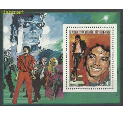 Znaczek Gwinea 1986 Mi bl239 Czyste **