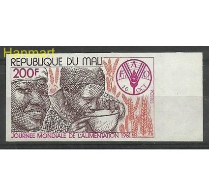 Znaczek Mali 1981 Mi mar886B Czyste **