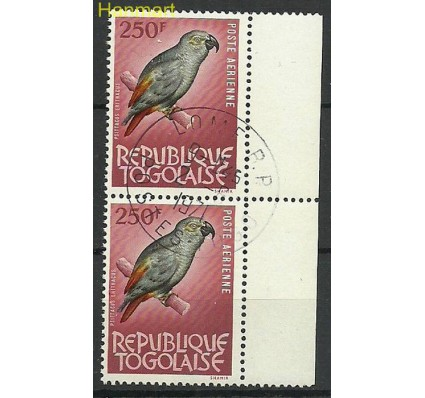 Znaczek Togo 1964 Mi par405 Stemplowane