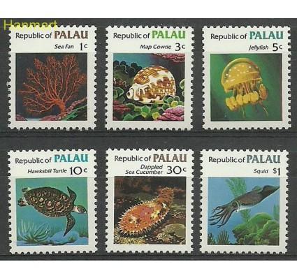 Znaczek Palau 1983 Mi 9-12+16+19A Czyste **