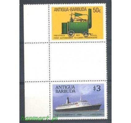 Antigua i Barbuda  Mi 195 Czyste **