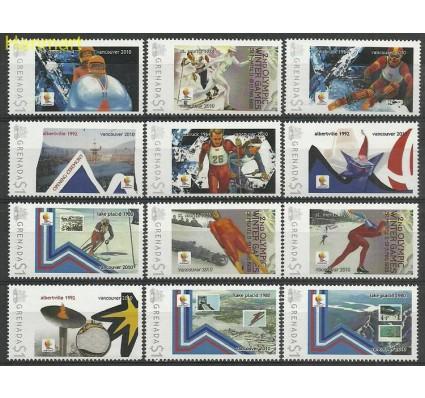 Znaczek Grenada 2009 Mi perA6179(13-24) Czyste **
