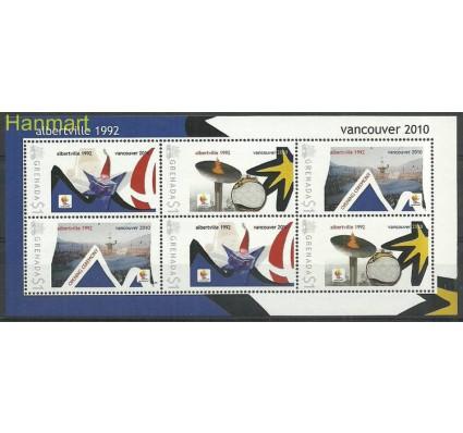 Znaczek Grenada 2009 Mi perA6179(bl10) Czyste **