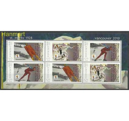 Znaczek Grenada 2009 Mi perA6179(bl11) Czyste **