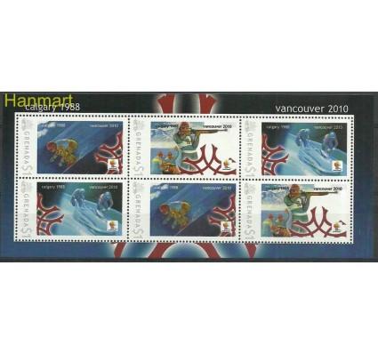 Znaczek Grenada 2009 Mi perA6179(bl12) Czyste **