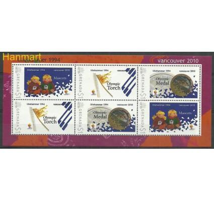 Znaczek Grenada 2009 Mi perA6179(bl13) Czyste **