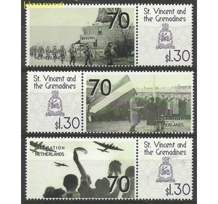 Znaczek Saint Vincent i Grenadyny 2008 Mi per6602(1-3) Czyste **