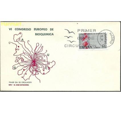 Hiszpania 1969 Mi 1807 FDC